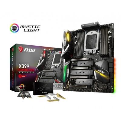 MSI X399 Gaming Pro Carbon AC Ryzen Threadripper TR4